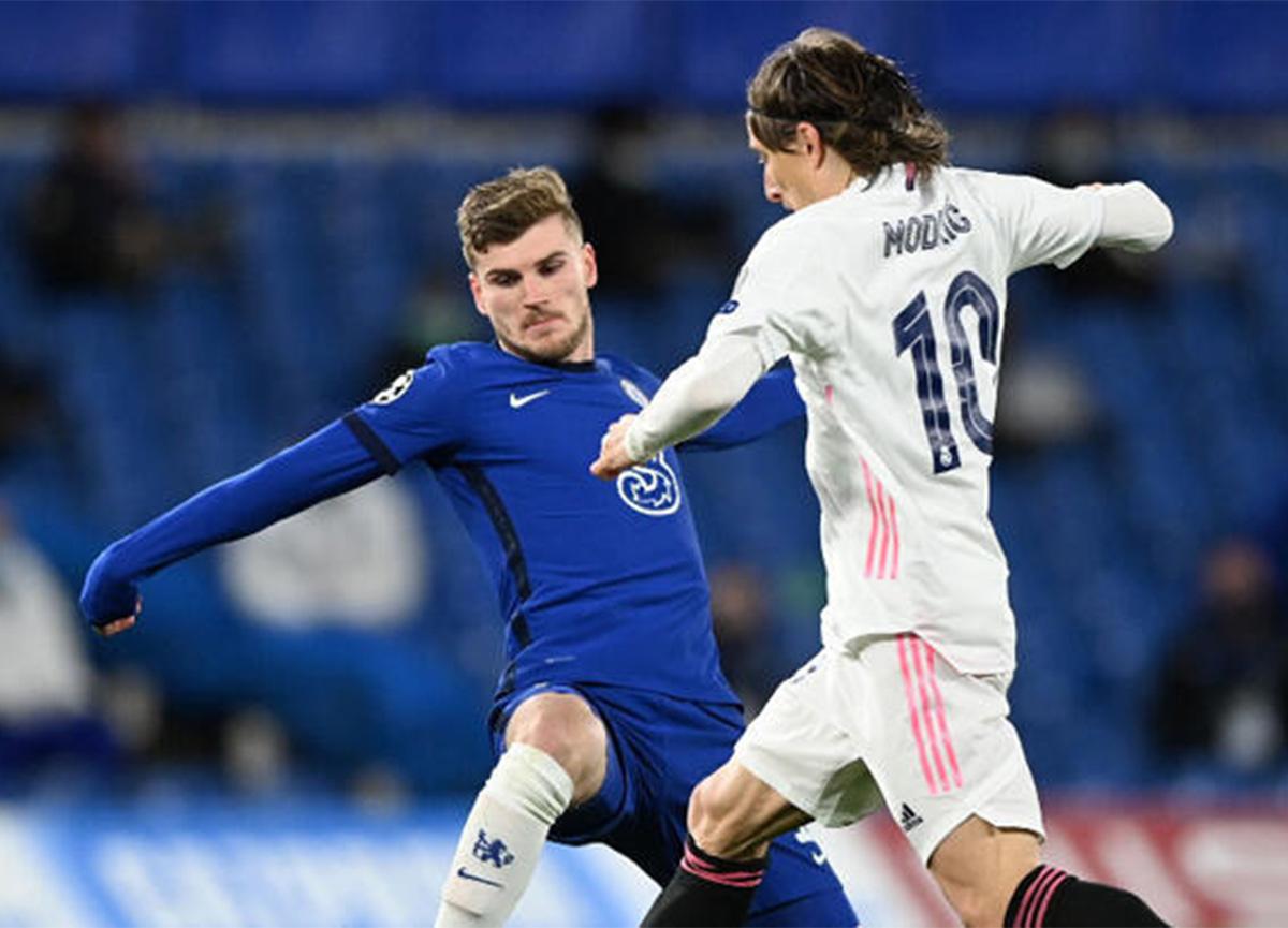 Finalin adı belli oldu! Chelsea - Real Madrid: 2 - 0
