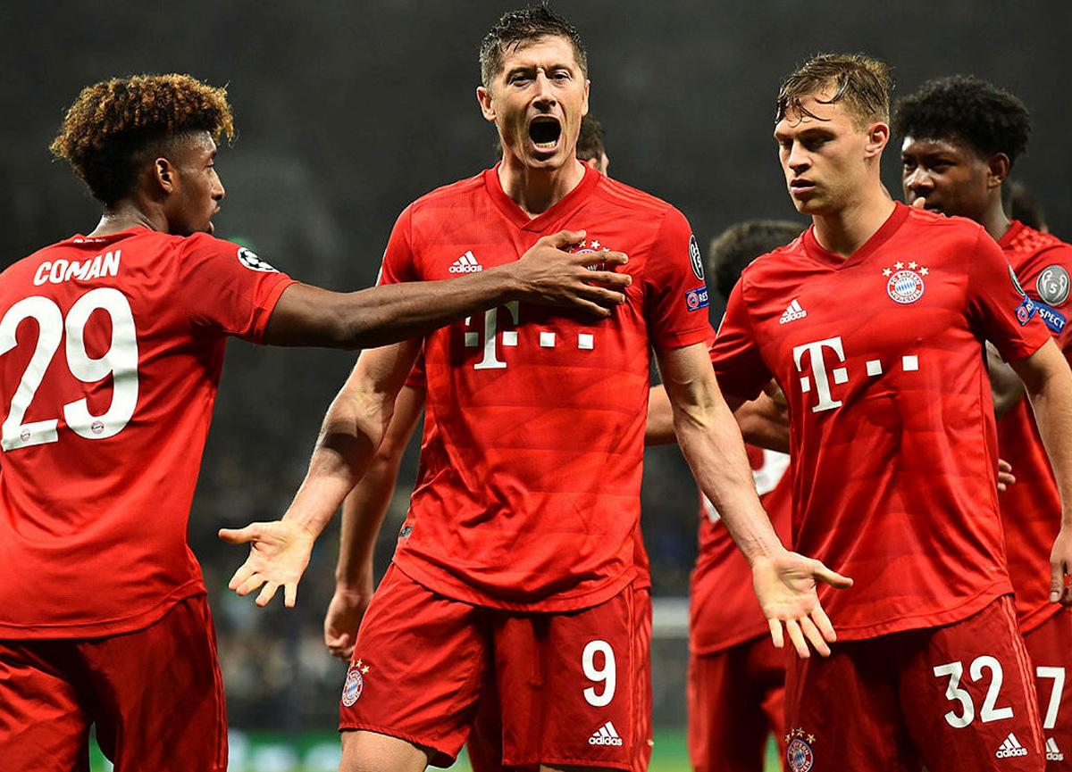 Bundesliga'da şampiyon Bayern Münih oldu