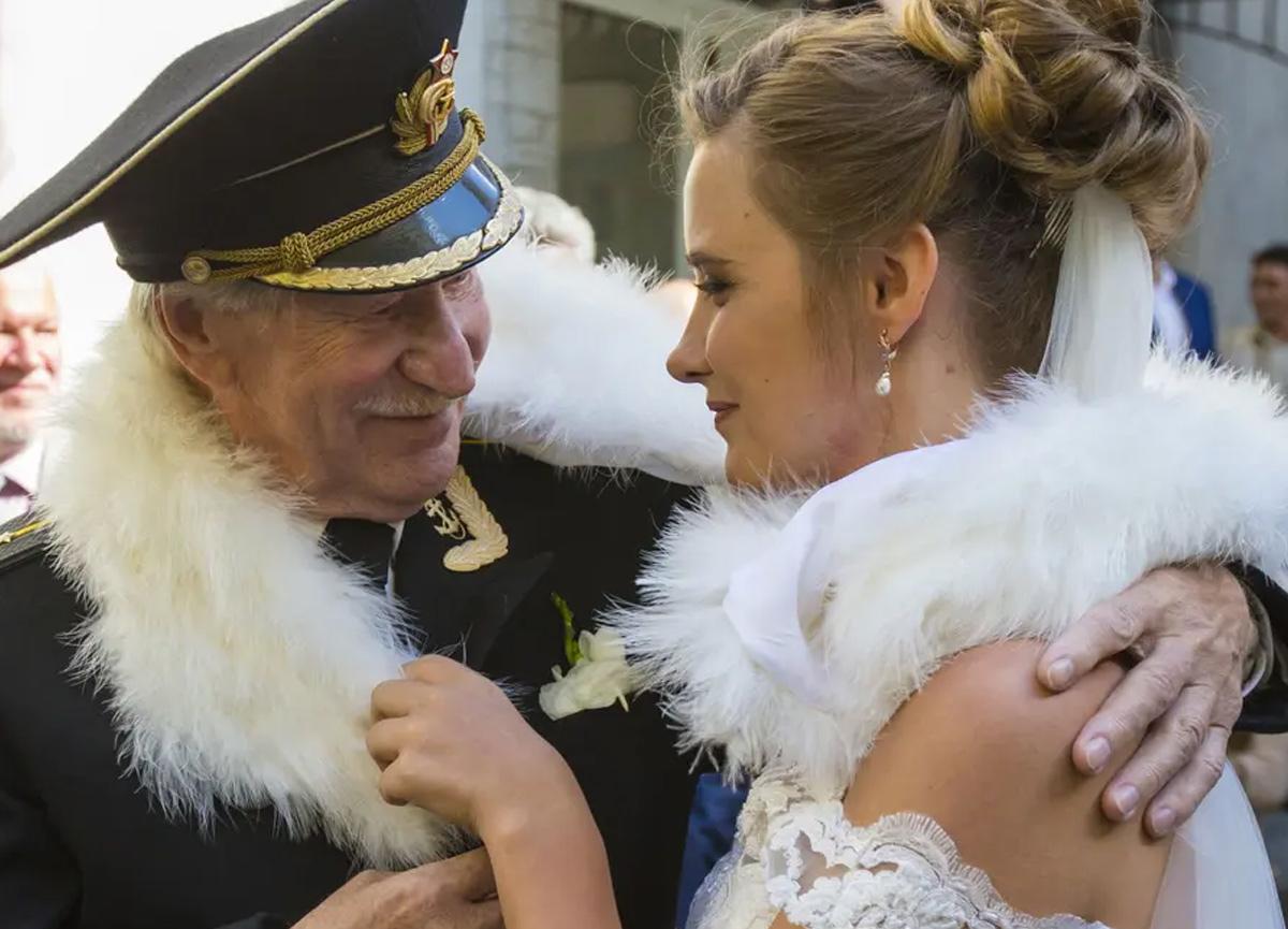 Rus aktör Ivan Krasko, 90 yaşında 5. kez evlenecek