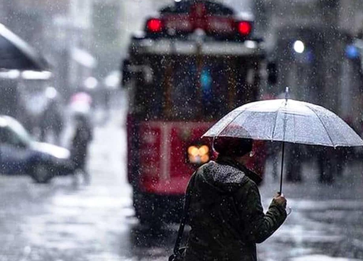 Meteoroloji'den önemli uyarı: Hava sıcaklığı sıfırın altına düşecek!