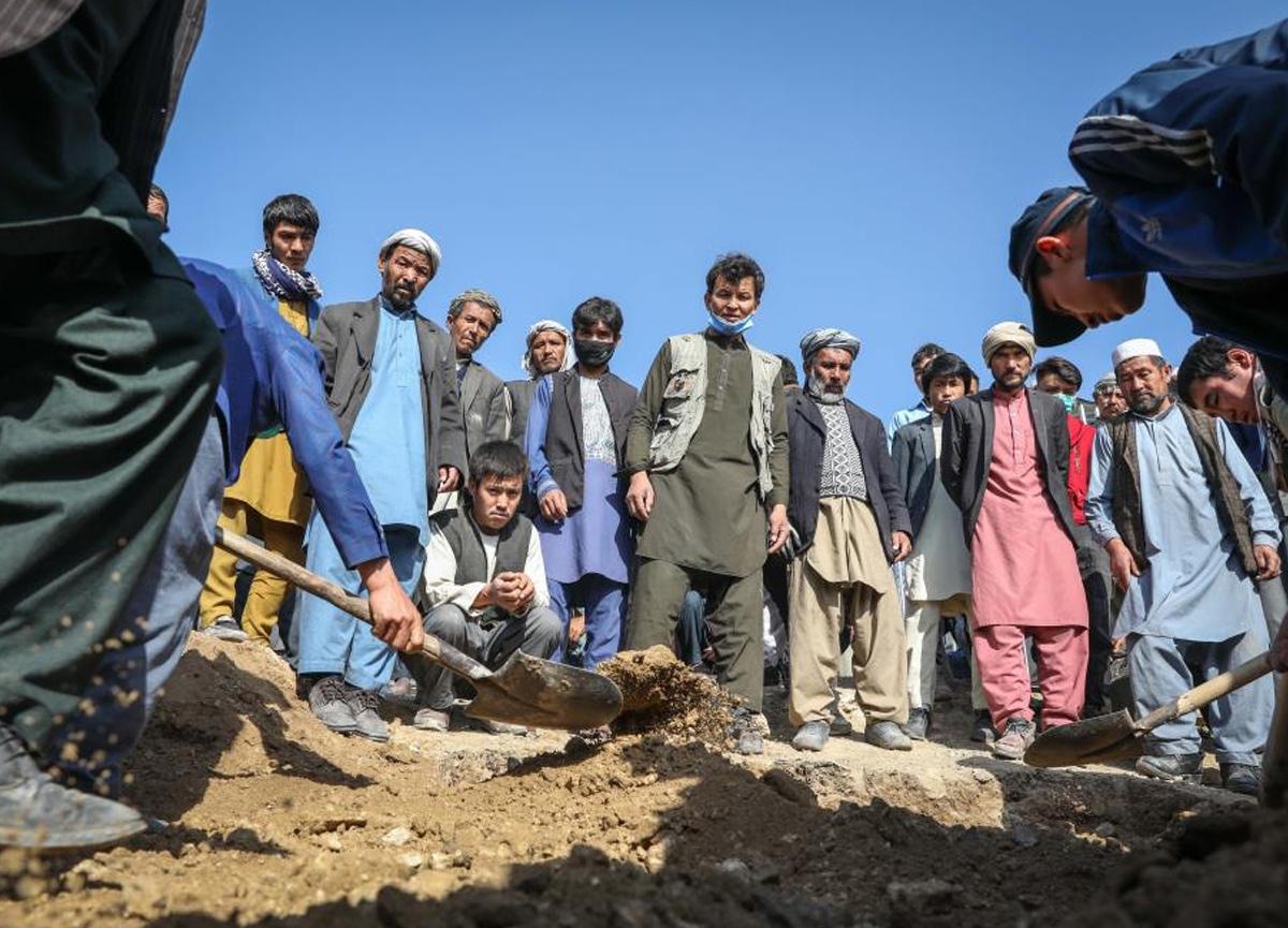 Kabil'de meydana gelen patlamada ölü sayısı 68'e yükseldi