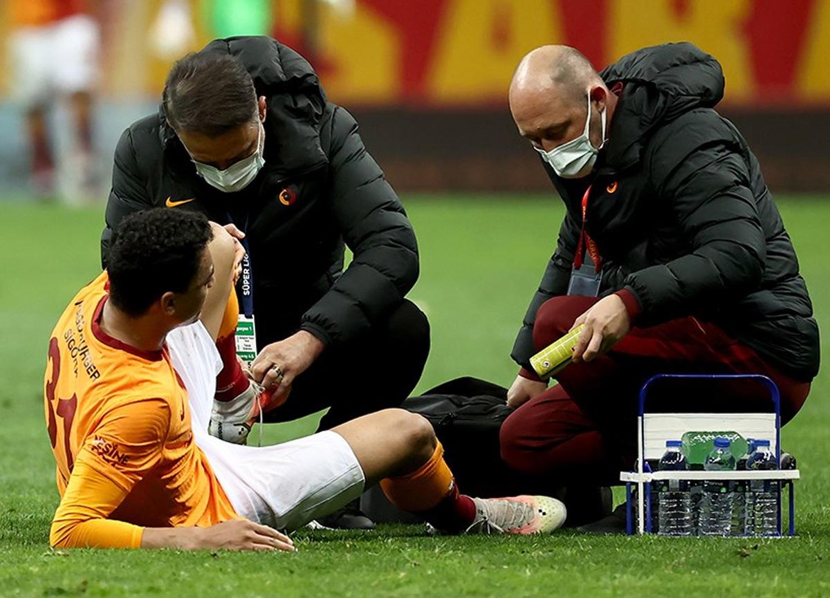 Galatasaray'da Mostafa Mohamed son iki maçta yok