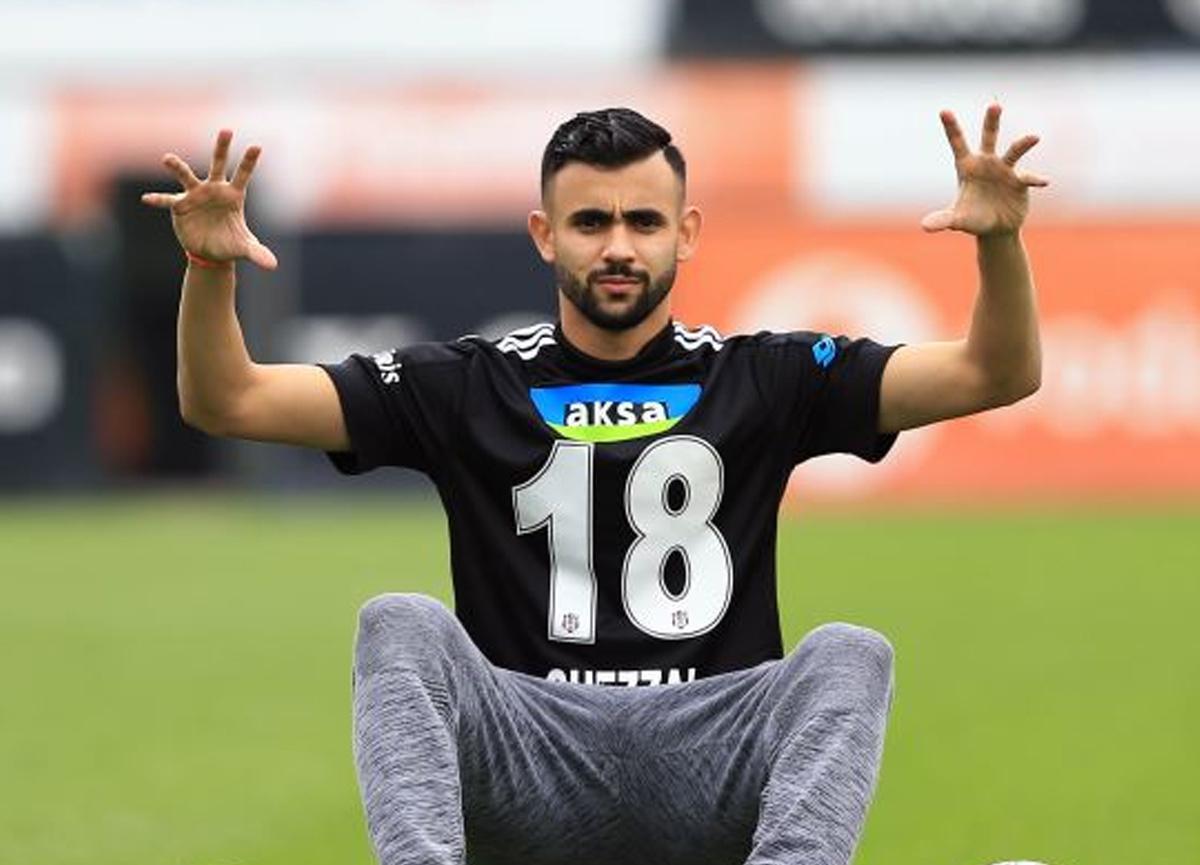 Fenerbahçe, Beşiktaşlı yıldız Rachid Ghezzal için harekete geçti