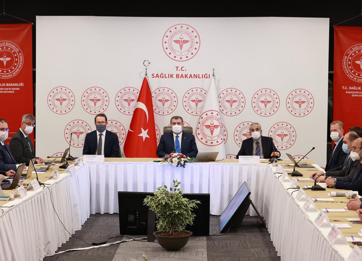 Fahrettin Koca verileri paylaştı: İstanbul'da vaka sayısı yüzde 65 azaldı