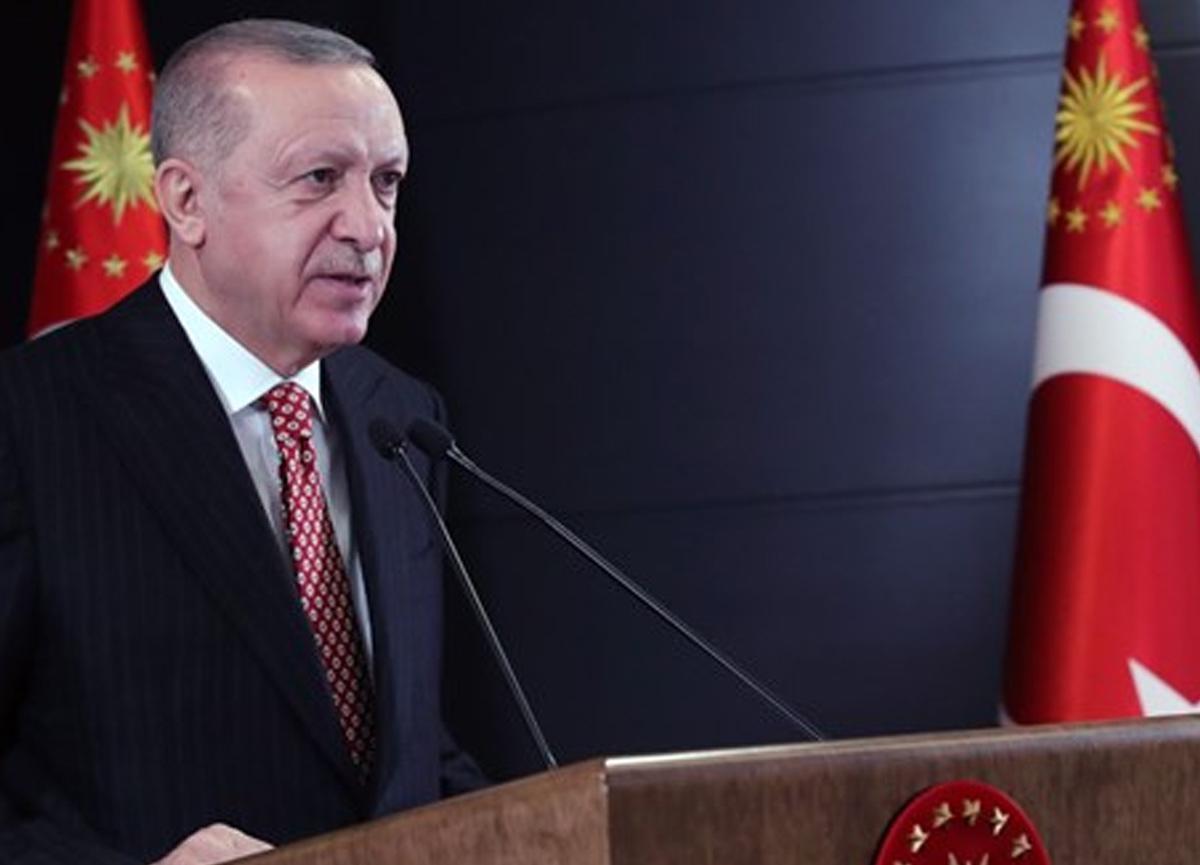 Cumhurbaşkanı Erdoğan duyurdu: Bayram sonrası kontrollü normalleşme adımlarını atıyoruz