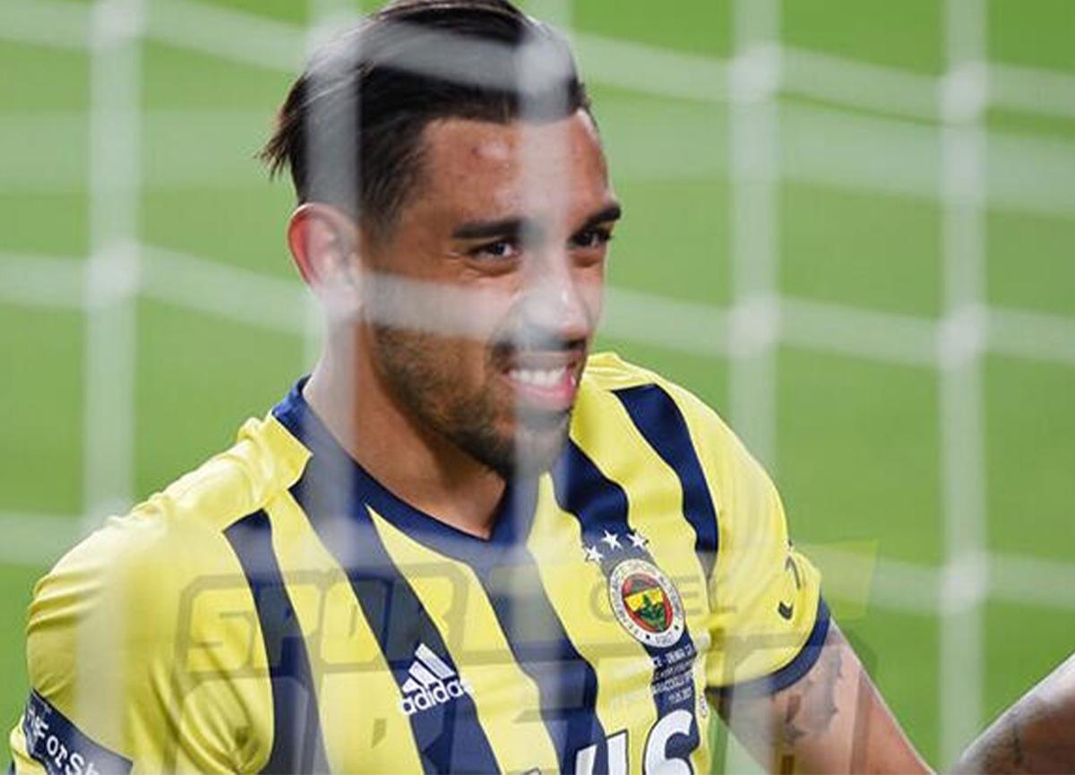 Fenerbahçe'den İrfan Can Kahveci için sakatlık açıklaması!