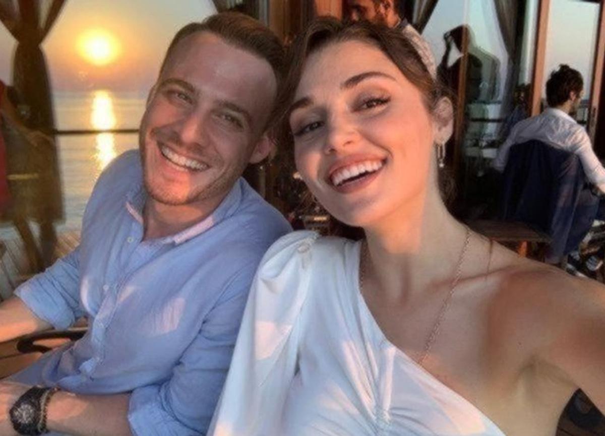 Kerem Bürsin'den Hande Erçel aşkıyla ilgili açıklama!