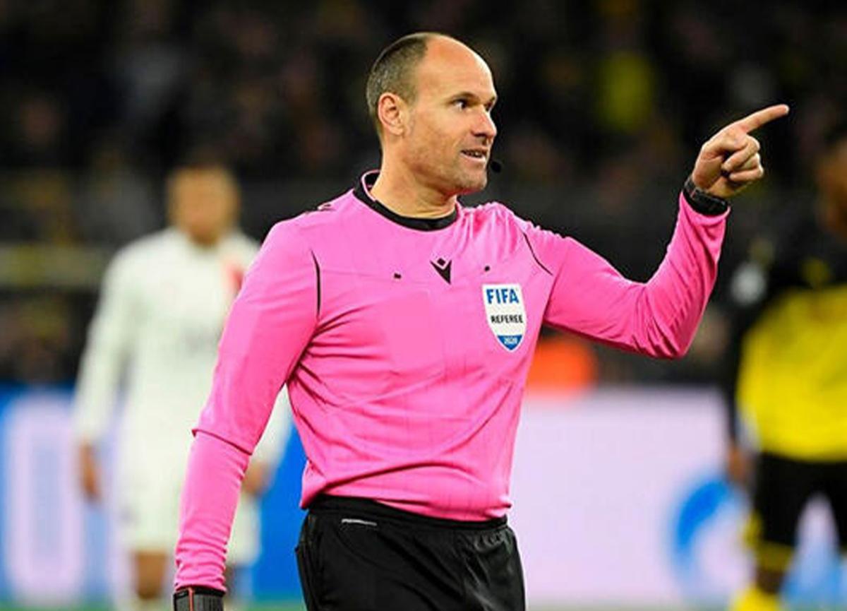 UEFA açıkladı! Şampiyonlar Ligi finali Mateu Lahoz'un