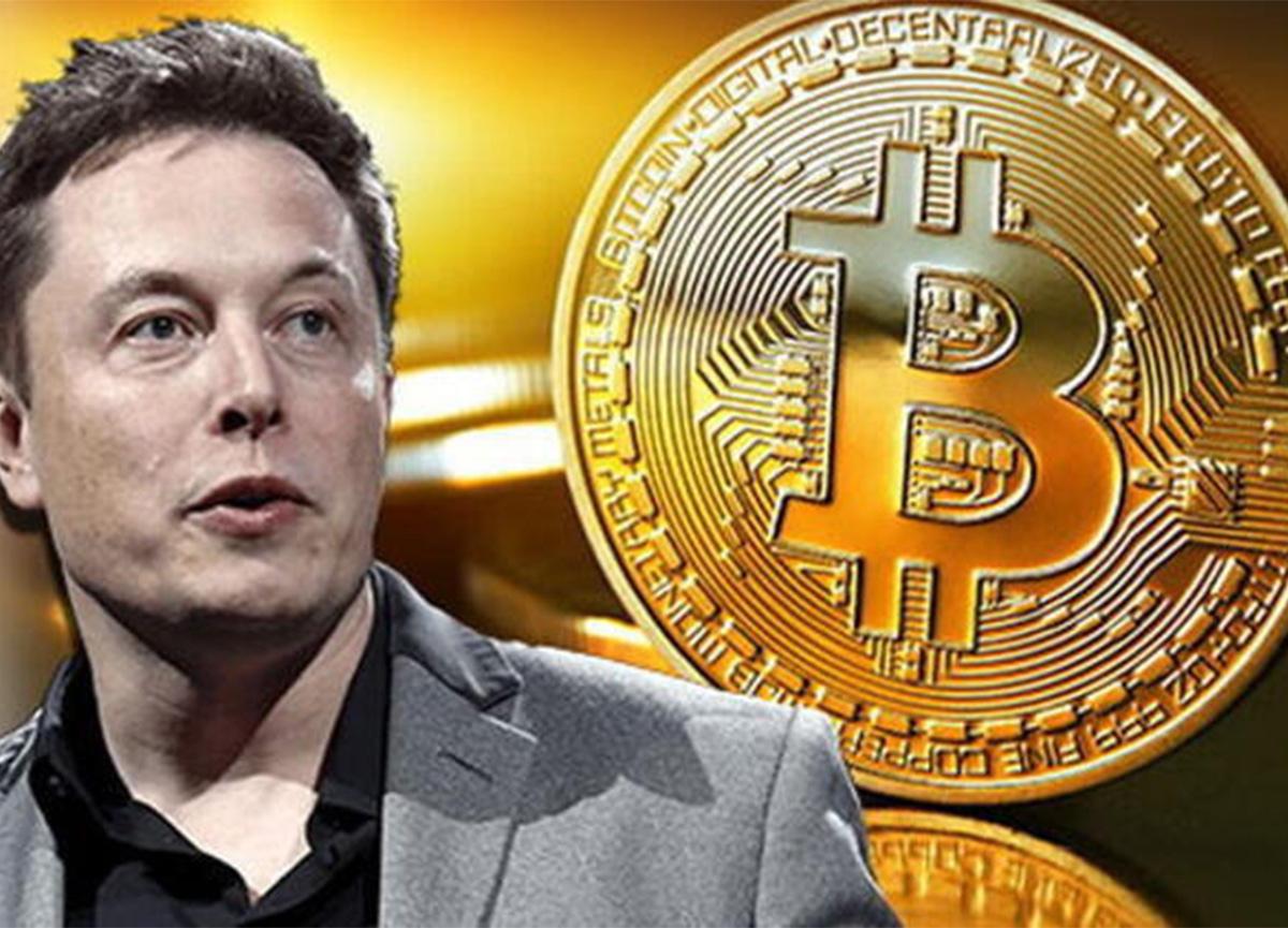 Elon Musk'tan flaş Bitcoin açıklaması! Fiyatı düştü