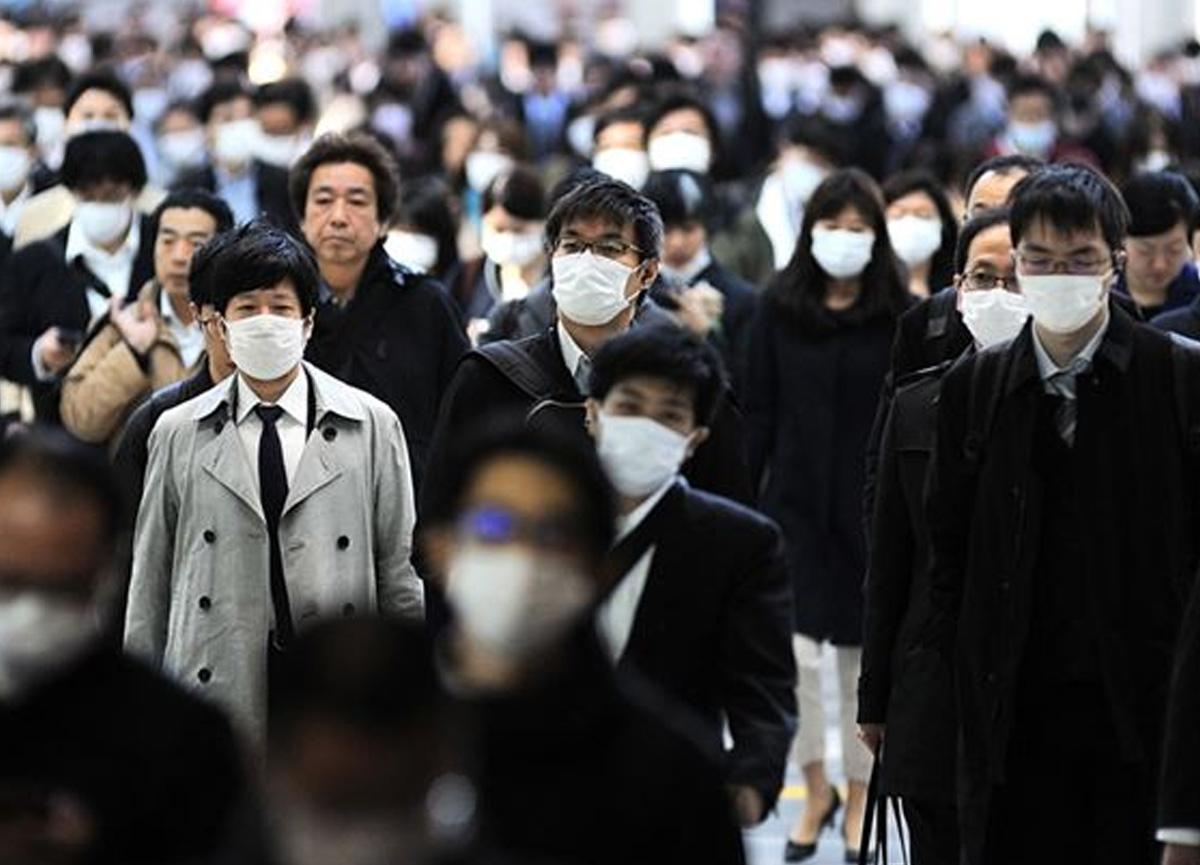 Japonya'da hükümete koronavirüs uyarısı: Olimpiyatları iptal edin