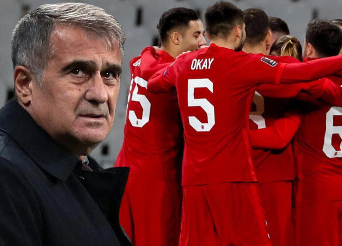 Son dakika: Şenol Güneş, Milli Takım'ın EURO 2020 kadrosunu açıkladı