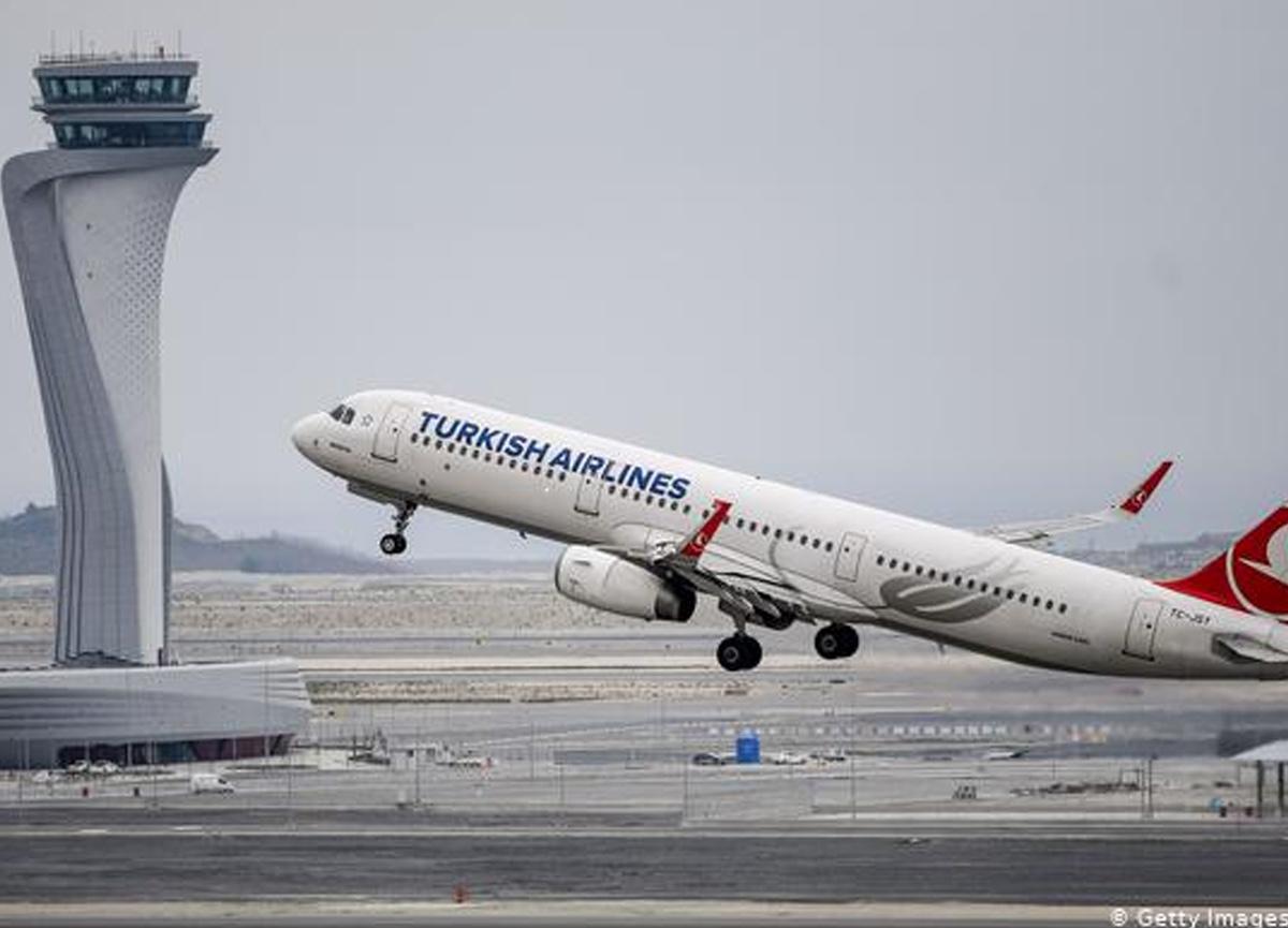 Türk Hava Yolları'nın İstanbul-Strazburg seferleri yeniden başladı