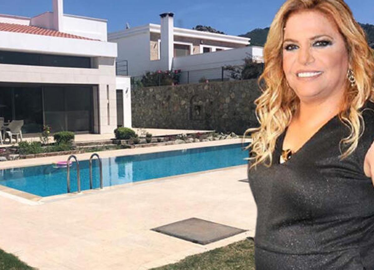Şarkıcı Kibariye, Bodrum'daki villasını satıyor