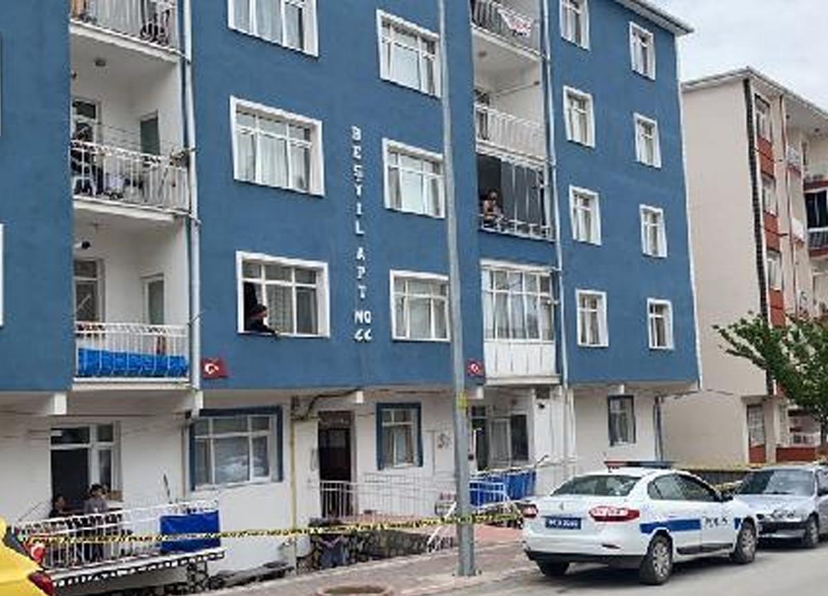 4 katlı bina mutant virüs nedeniyle karantinaya alındı