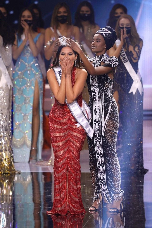 2021 Kainat Güzeli seçildi '2021 Miss Universe'