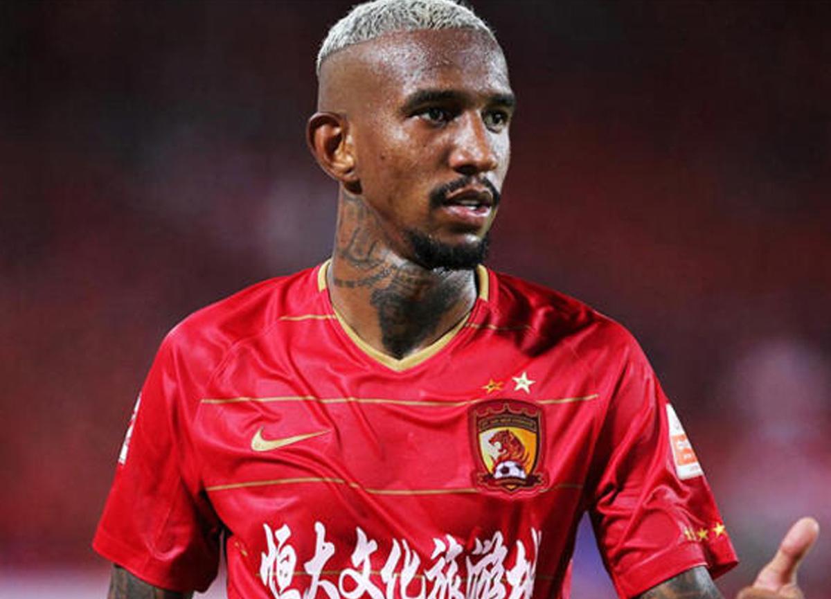 Al-Nassr, Talisca ile 3 yıllık sözleşme imzaladı
