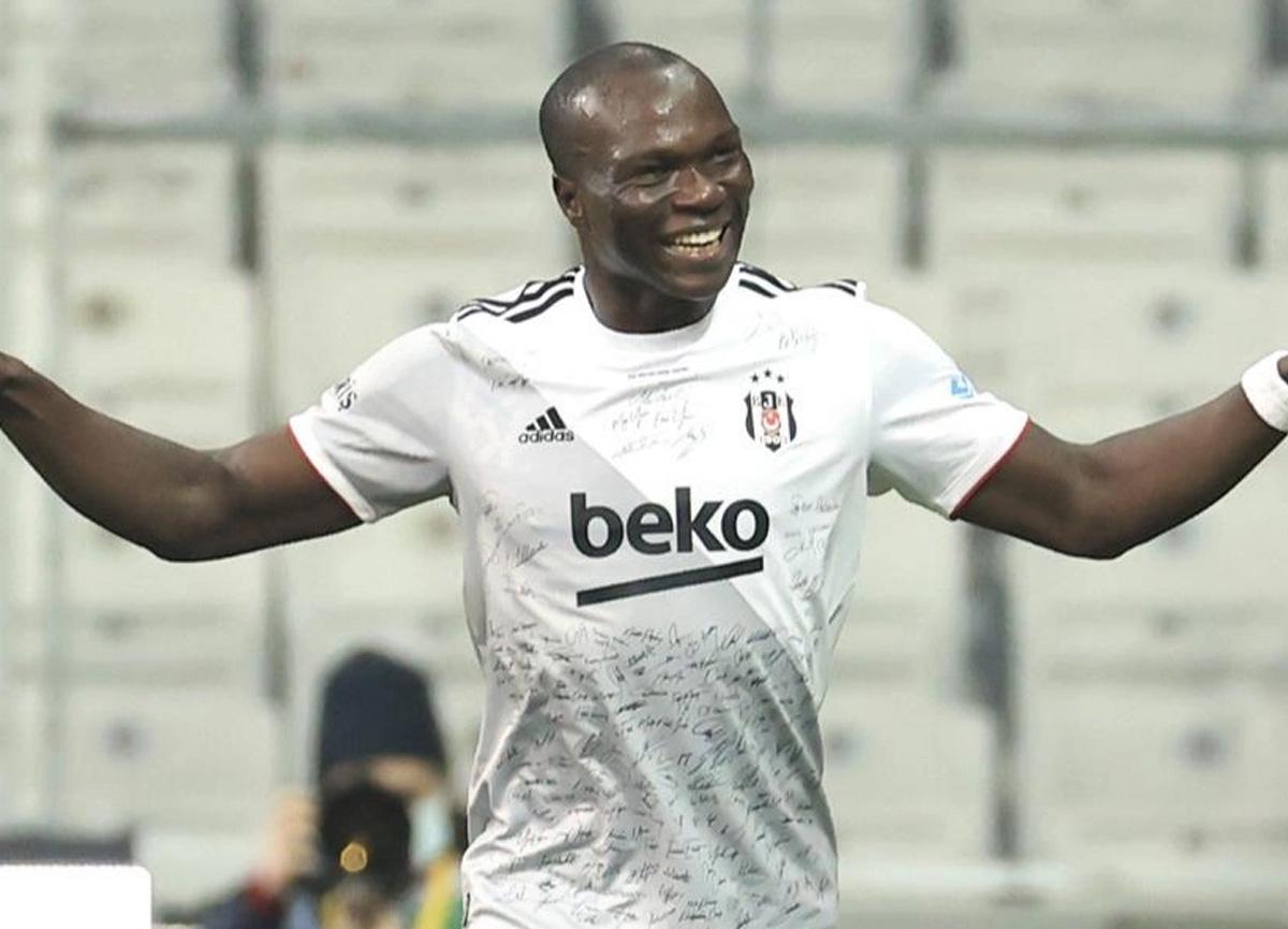 Golcü oyuncu Vincent Aboubakar, Beşiktaş'ta kalacak mı?