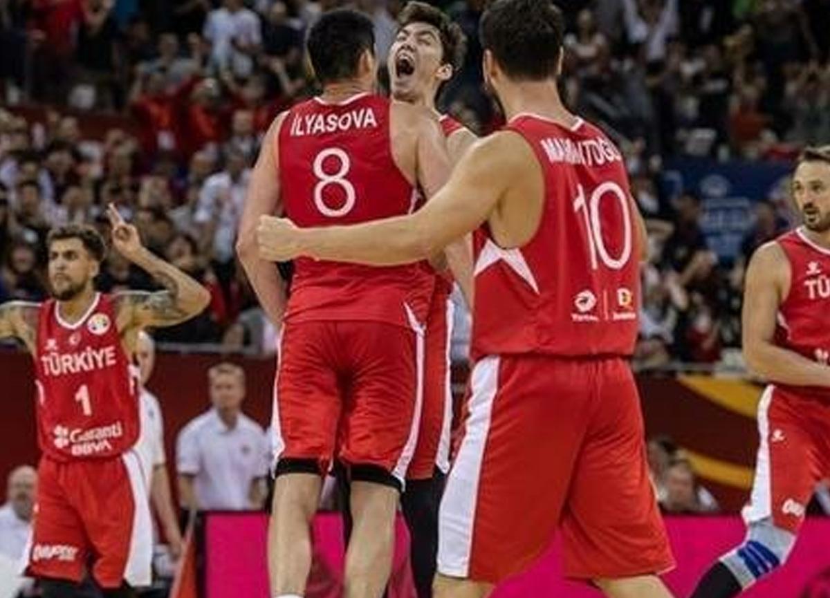 A Milli Basketbol Takımımızın aday kadrosu açıklandı!