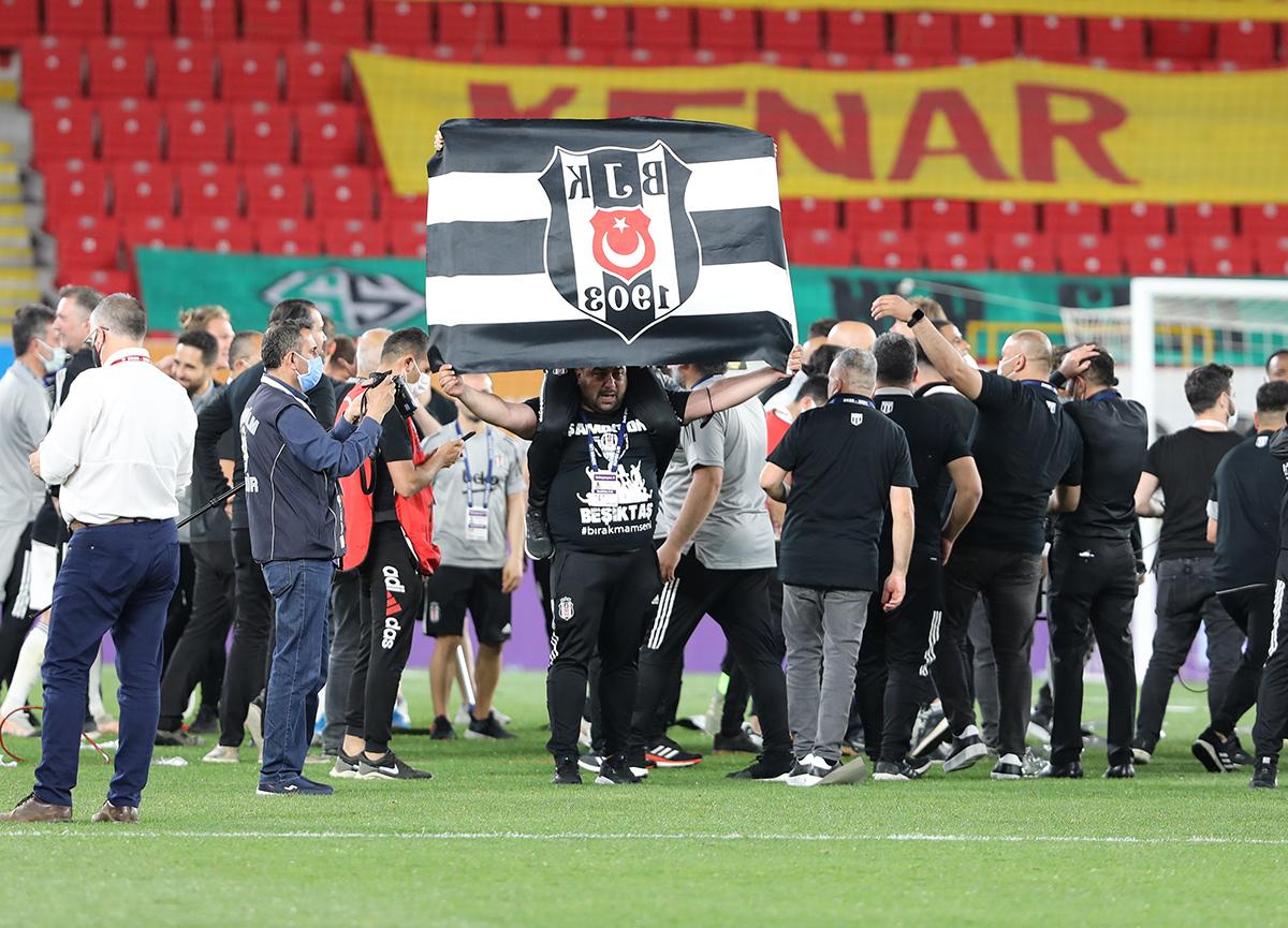 Beşiktaş'ın şampiyonluk kutlamaları 19.03'te başlayacak