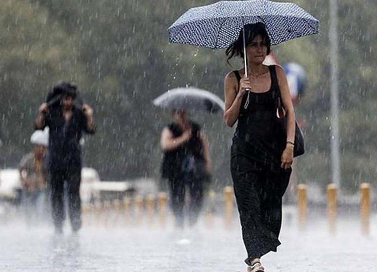 Meteoroloji'den yağış uyarısı! İl il açıkladı...