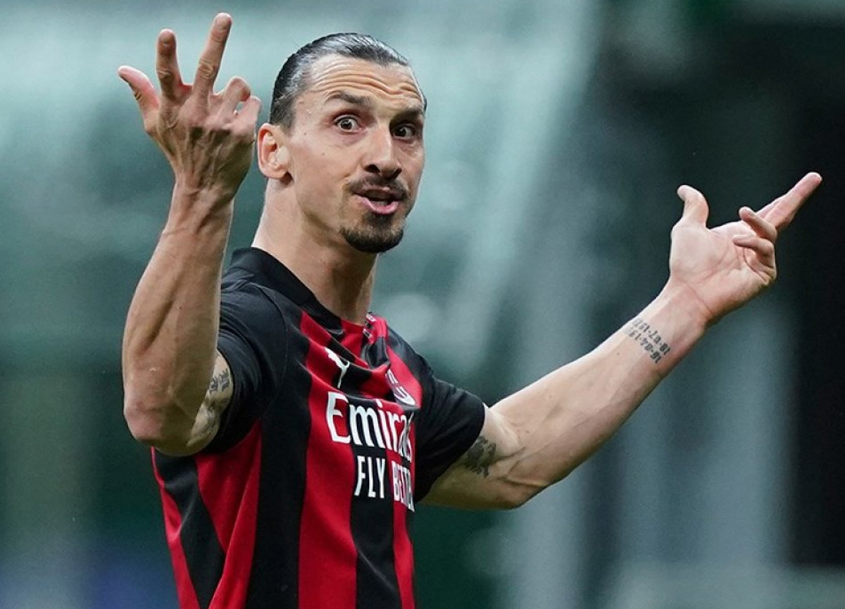 UEFA'dan Zlatan Ibrahimovic'e ceza!