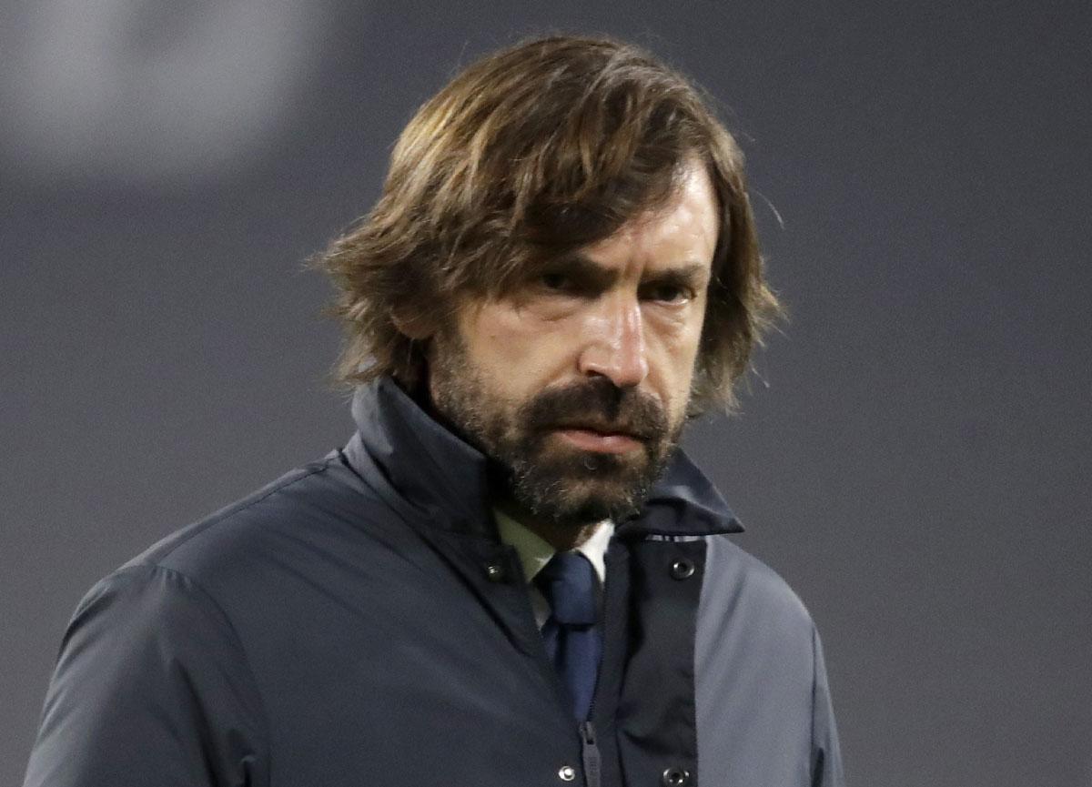 Andrea Pirlo Juventus'tan gönderildi: Fatih Terim ile söyledikleri alay konusu oldu