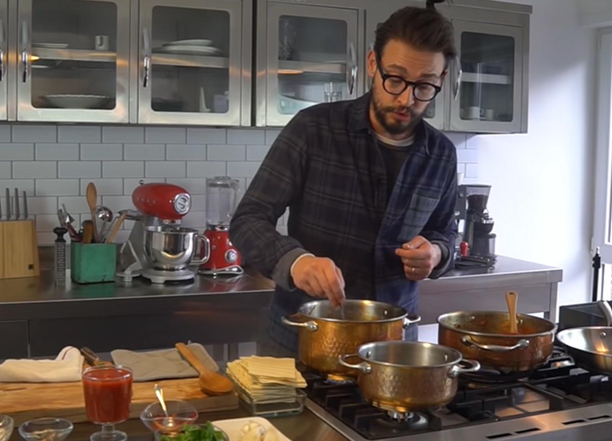 Danilo Şef'ten kat kat Lazanya tarifi! Gerçek bir İtalyan lezzeti