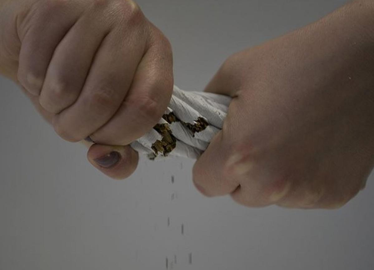 Sigara bağımlılığı, koronavirüs salgınında arttı!