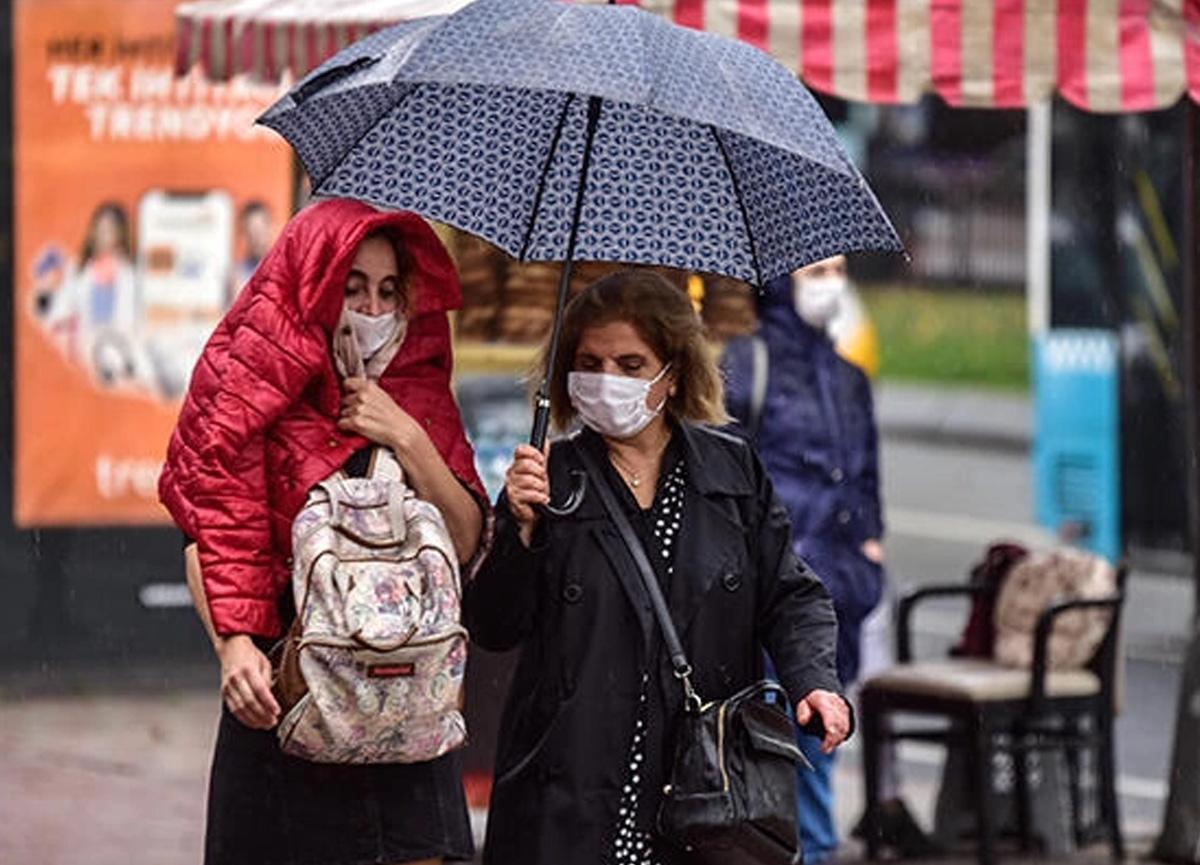 Meteoroloji'den yurdun bazı bölgeleri için son dakika yağış uyarısı