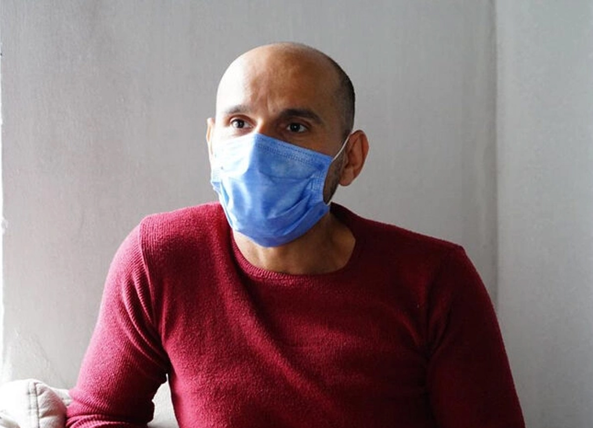Diş ağrısı şikayetiyle hastaneye gitti, kanser olduğunu öğrendi