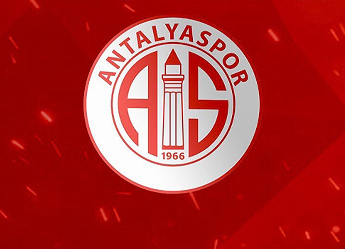 Antalyaspor'da ayrılık! 4 futbolcuyla yollar ayrıldı