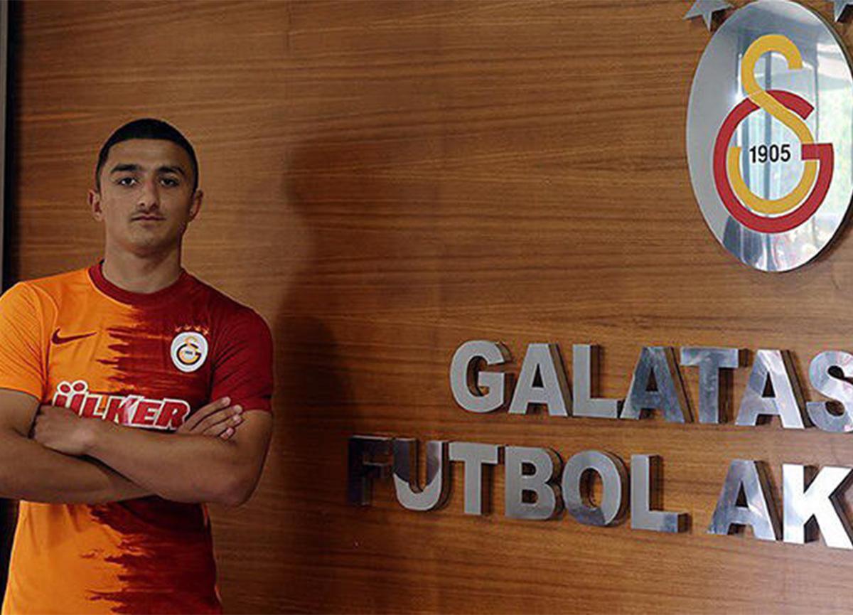 Galatasaray'da Berkan Mahmut Keskin'le 2 yıllık sözleşme imzalandı!