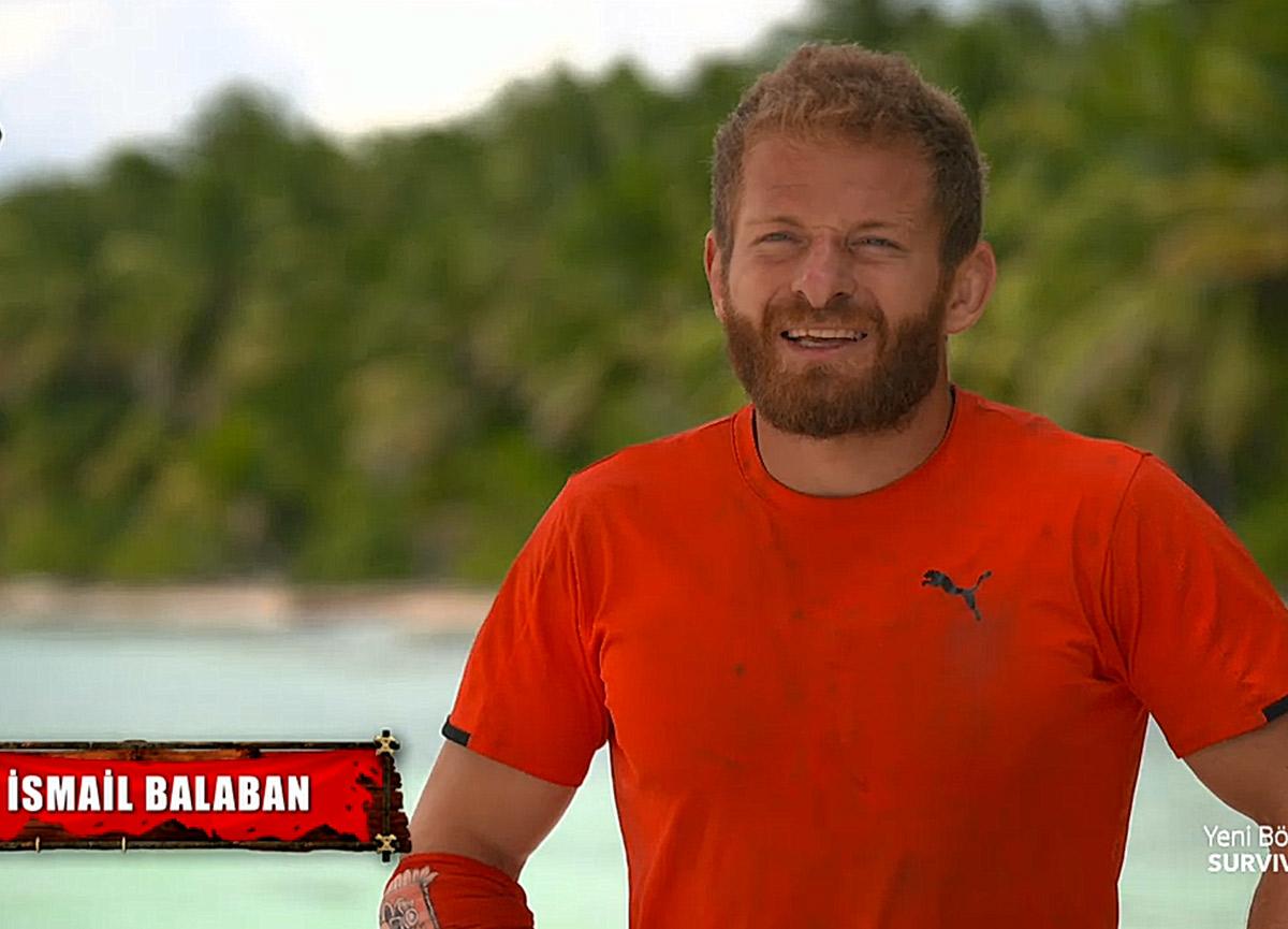 Survivor İsmail Balaban kimdir, kaç yaşında, nereli? Survivor 2021 İsmail Balaban biyografisi