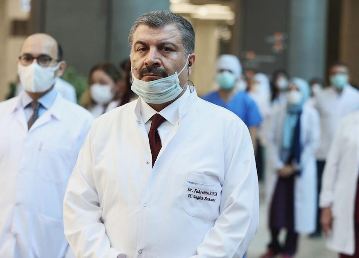 Maske takma zorunluluğu ne zaman kalkacak? Bakan Fahrettin Koca ilk kez tarih verdi