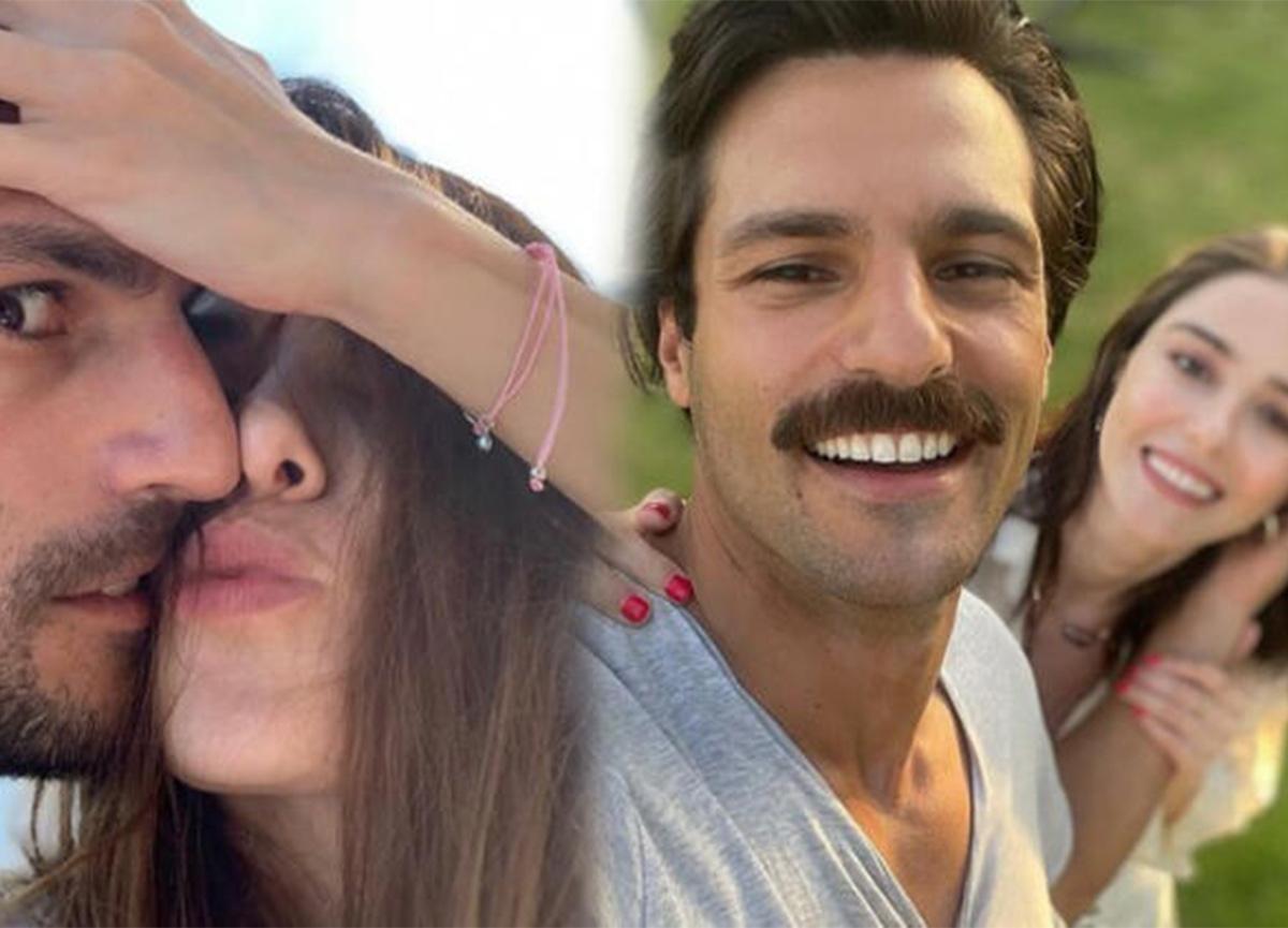 Özge Gürel, sevgilisinin doğum gününü romantik sözlerle kutladı!