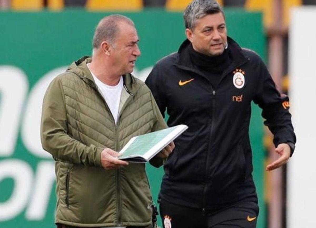 Levent Şahin, Galatasaray'a veda etti