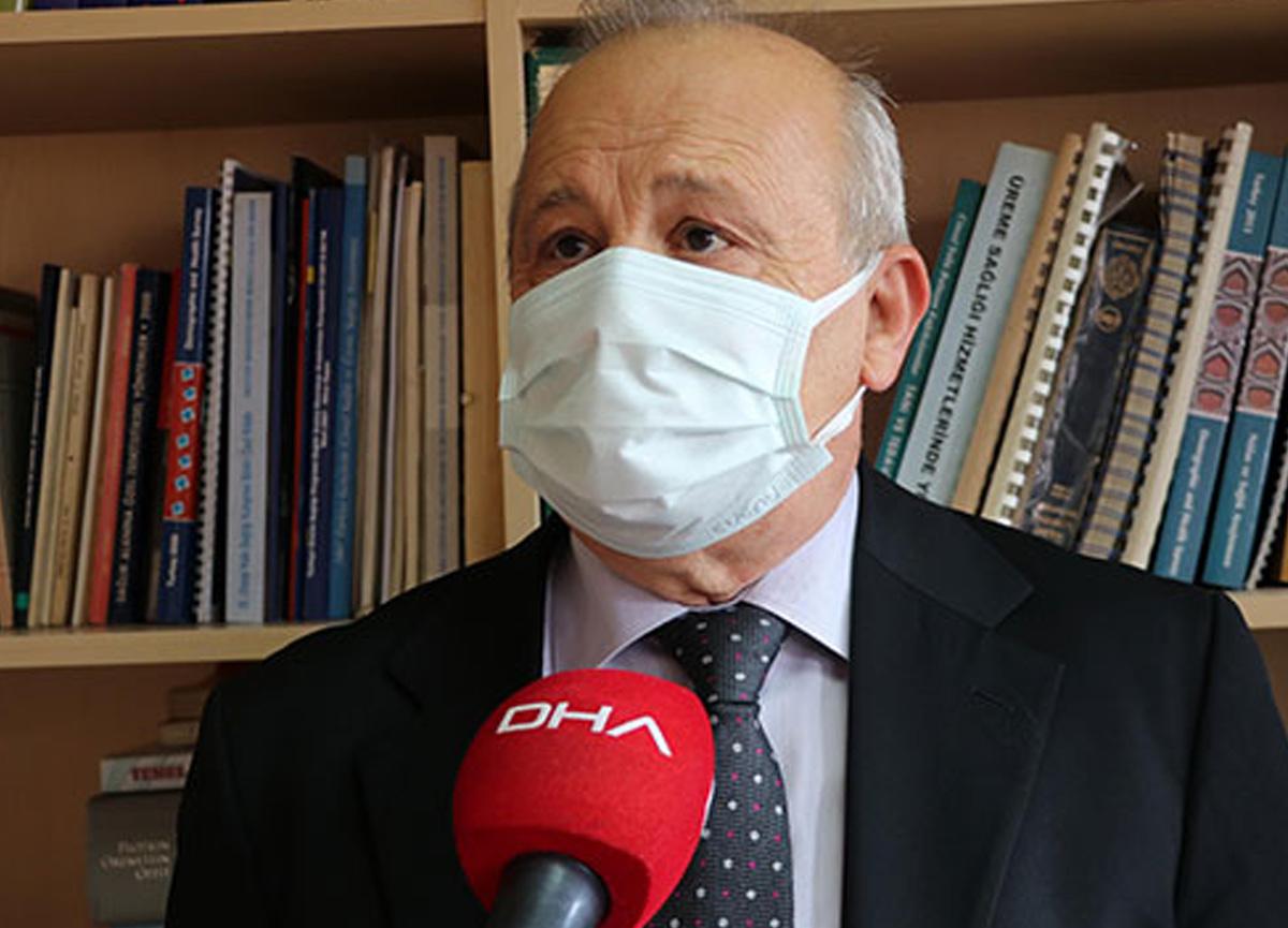 Bilim Kurulu üyesi Prof. Dr. Levent Akın: 100 kişi aşı randevusu alıyorsa 25 kişi aşı oluyor