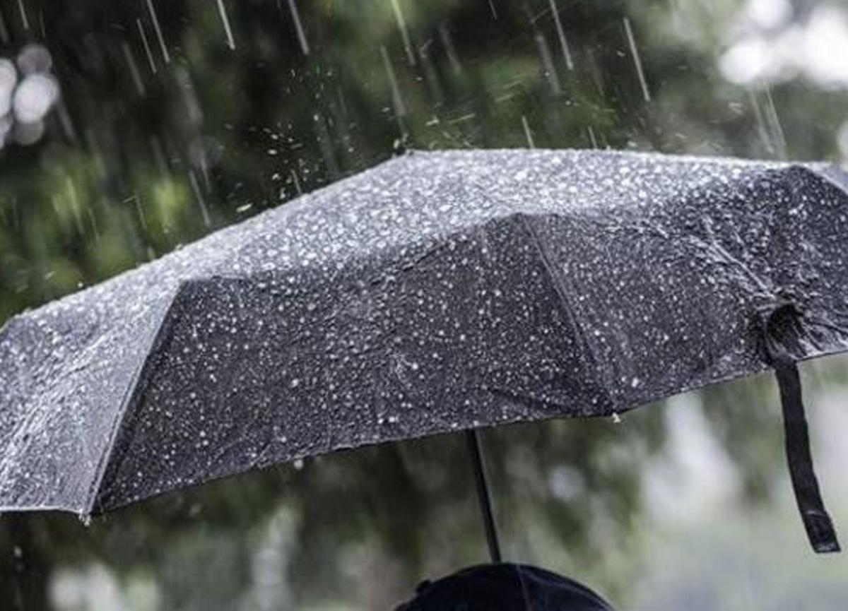 Meteoroloji'den kuvvetli yağış ve fırtına uyarısı geldi!