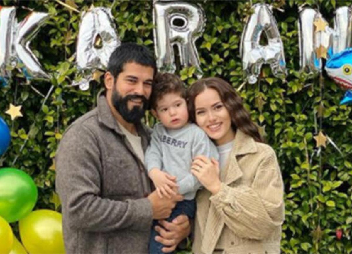 Fahriye Evcen: Burak çok iyi bir baba