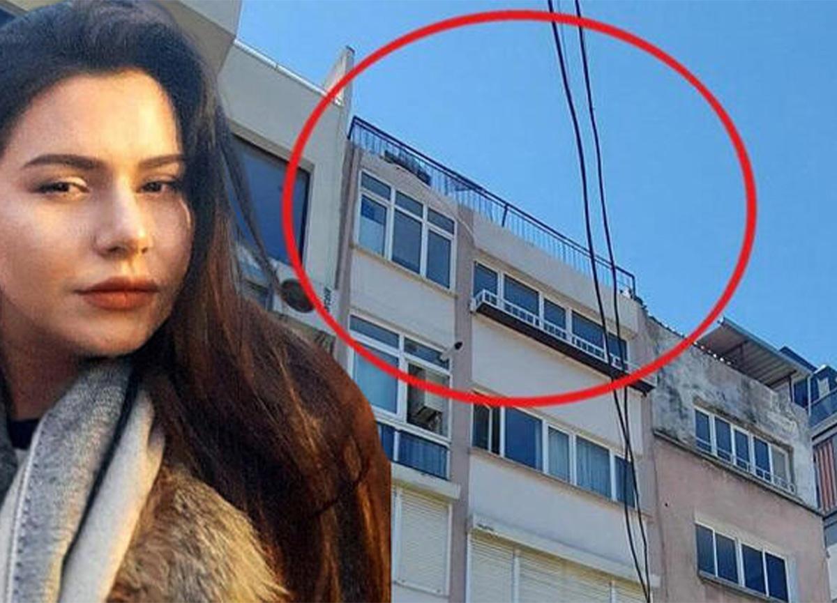 İzmir'de erkek arkadaşının evinin terasından düştü! 'Kızıma inanmıyorum'