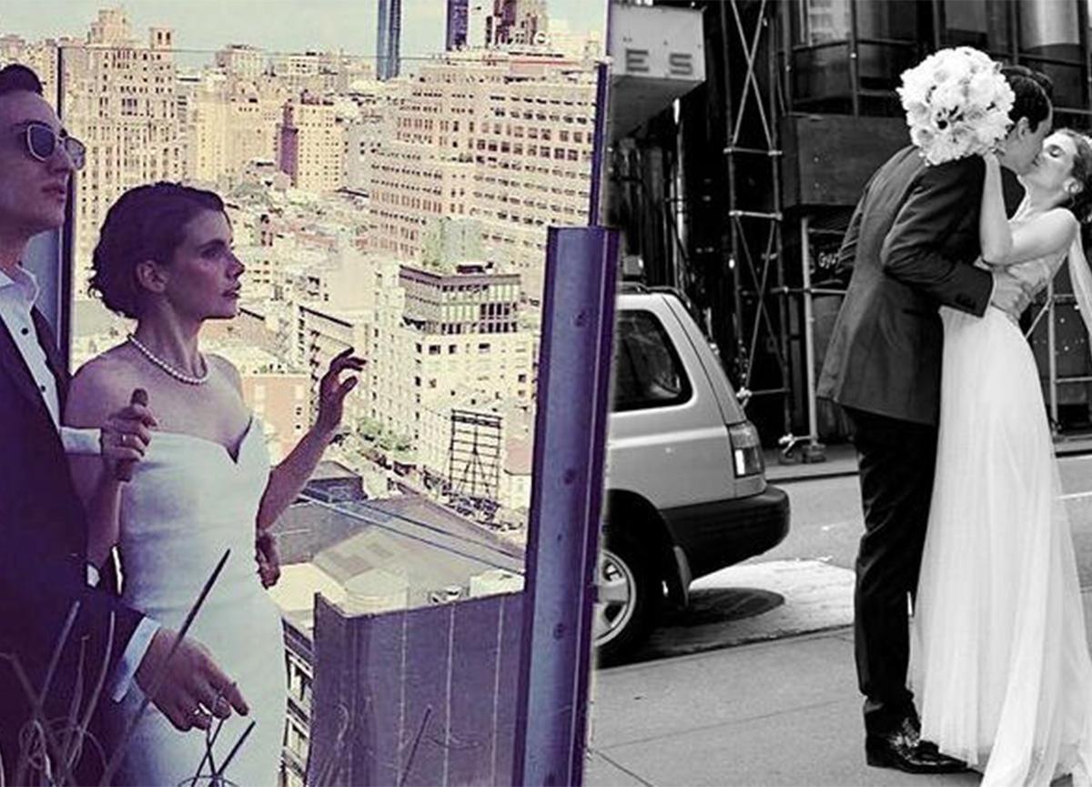 Ayşecan Tatari ile Edip Tepeli'den evlilik yıl dönümü kutlaması