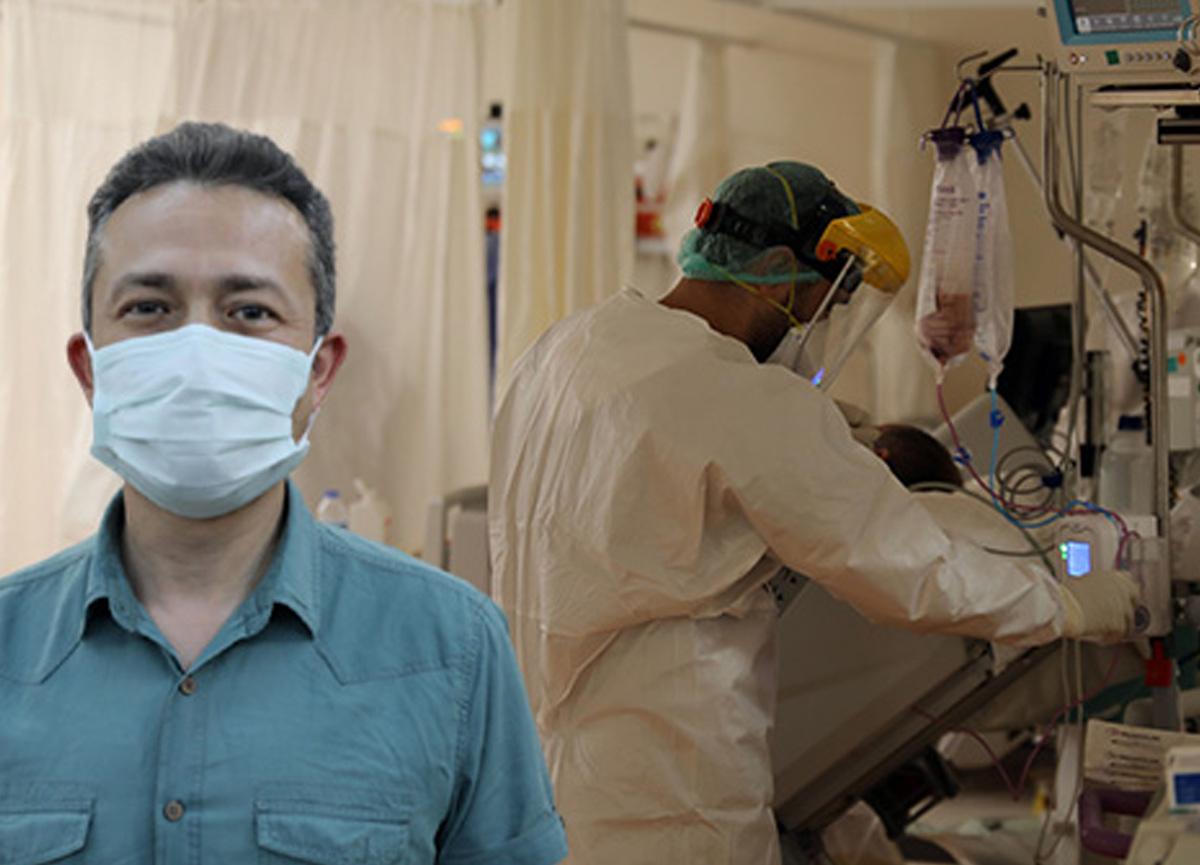 Koronavirüsü atlatanlardan 'saç dökülmesi' ve 'cilt rengi değişikliği' şikayeti