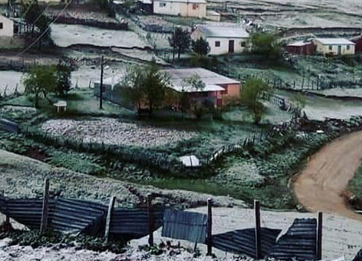 Karadeniz'de yazın 'kar' sürprizi, yaylalar beyaza büründü