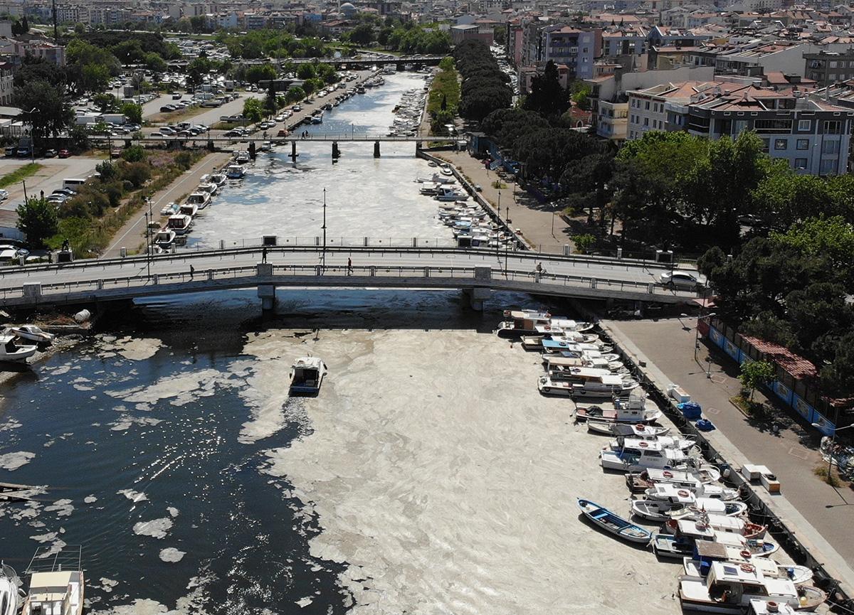 Deniz salyası tehlike saçmaya devam ediyor: Marmara ölürse Karadeniz de ölür