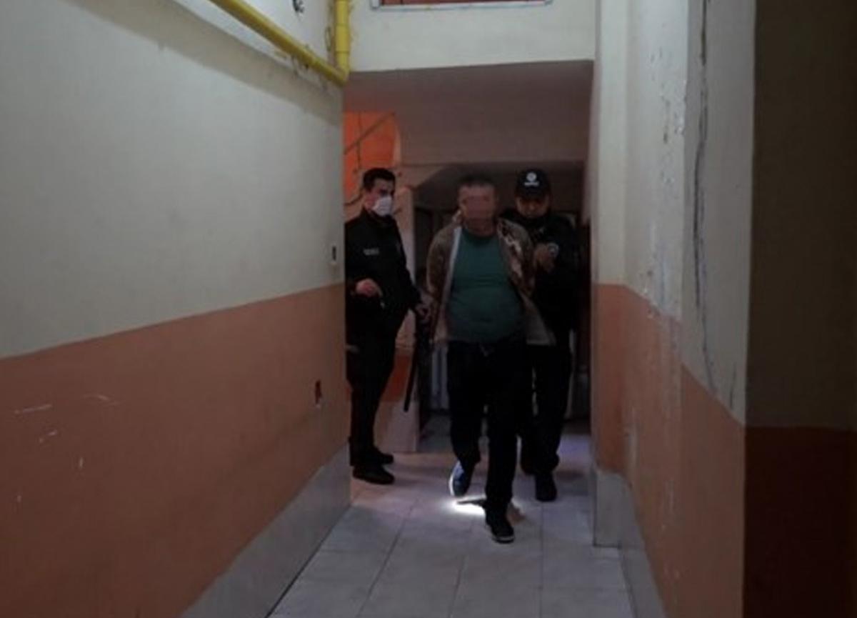 Cezaevinden izinli çıkan şahıs annesini dövüp kabusu yaşattı