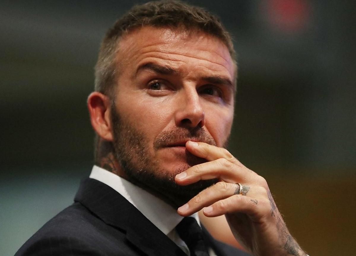 David Beckham'dan elektrikli araç Lunaz'a yatırım