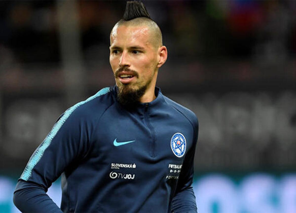 Trabzonspor'un radarında olan Marek Hamsik'ten transfer cevabı