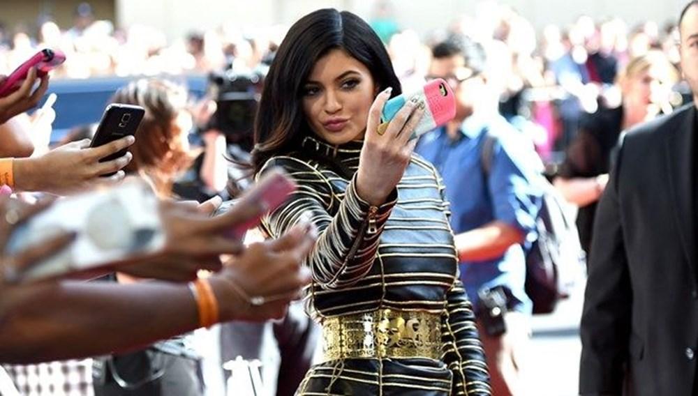 Kylie Jenner bebek bakım markası kurdu