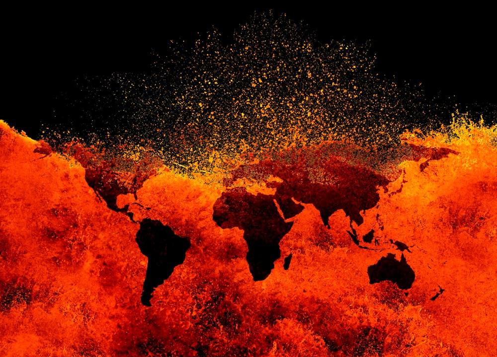 Bilim insanlarından uyarı: Küresel ısınma,  domino etkisiyle felaketleri peş peşe getirecek
