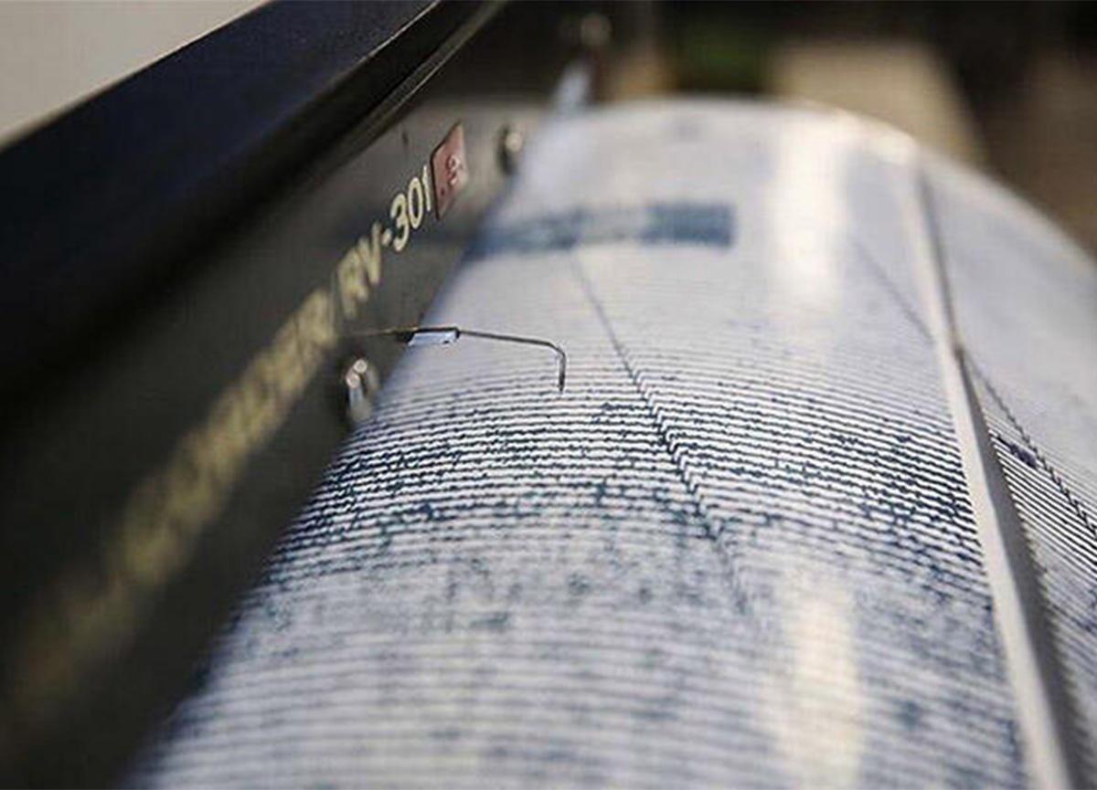Son dakika: Ege Denizi'nde deprem oldu! Büyüklüğü...